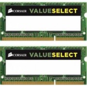Memorie Laptop Corsair 2x4GB DDR3L ValueSelect 1600MHz