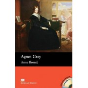 Macmillan Readers Agnes Grey Upper-Intermediate Pack by Anne Bront