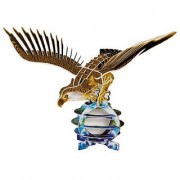 Lionsland Eagle Hawk 3D Puzzle Toy for Kids Creative Attention Building -Easy to Assemble-Min Age-3 Years
