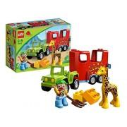 LEGO DUPLO 10550 - En la Ciudad: El Remolque del Circo