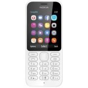 Telefon Mobil Nokia 222, Dual Sim (Alb)