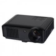 Proyector de RQ SV-228 1080p HDMI 3500lm HD LED con AV / USB / VGA / TV