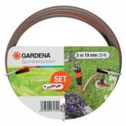 Set za povezivanje – crevo 2m + nastavci GA 02713-20 – Gardena