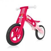 B-Happy bicicleta din lemn 08 Princess (pink)