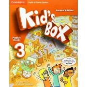 Caroline Nixon Kid's Box for Spanish Speakers Level 3 Pupil's Book Second Edition