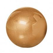 Esfera G de Cerâmica 14cm Dourado Mazzotti