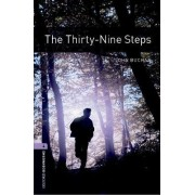The Oxford Bookworms Library: Stage 4: The Thirty-Nine Steps by John Buchan