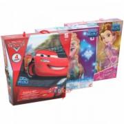 39 4-pak Magic Puzzle. Flere varianter Disney Frozen