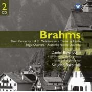 Daniel Barenboim - Brahms: Piano Concertos Nos 1 & 2 (0724347693922) (2 CD)