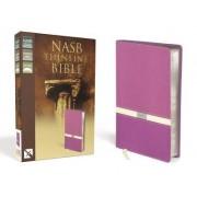 NASB Thinline Bible by Zondervan Publishing