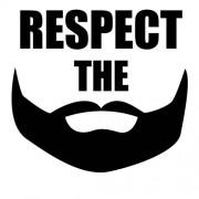 """""""T-Shirt - Respect The Beard"""""""