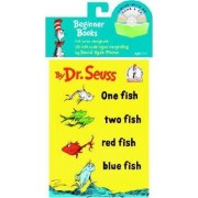 One Fish, Two Fish, Red Fish, Blue Fish Book & CD by Dr Seuss