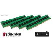 Kingston DDR4 2133MHz 32GB(4x8GB) - Server Memory Kit
