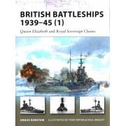 British Battleships 1939-45 (1) by Paul Wright
