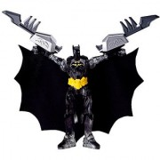 Batman Power Attack Battle Cape Batman Figure