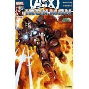 Iron Man Tome 10 - Avengers Vs X-Men