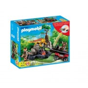 Treasure Hunter Metal with Detector by Playmobil