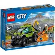 Lego Klocki LEGO CITY Samochód badawczy 60121