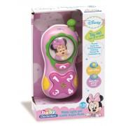 Telefon Minnie Mouse, CLEMENTONI Disney Baby