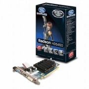 Placa Video Saphire PCI-E ATI RADEON HD5450 2 GB DDR3 64 BIT RETAIL