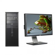 "Sistem HP Compaq DC7900, Monitor LCD 22"" DELL 2209WAf"