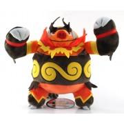 """Pokemon Center Pokedoll Plush Doll-11""""-Enbuoh/Emboar"""