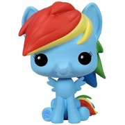 Pop My Little Pony Vinyl Rainbow Dash, Multi Color
