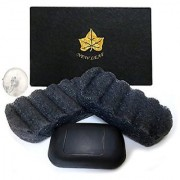 Eco Bamboo Charcoal Face and Body Care Kit - For Oily Acne Prone Skin & Body Odor - New Leaf Products