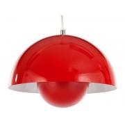 Suspension Panton Flowerpot - Rouge