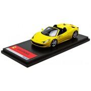 Fujimi - Fjm124321 - Pronti Veicolo - Modello a scala - Ferrari 458 Italia Spider - 2011 - 1/43 Scala