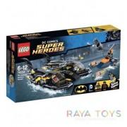 Lego Super Heroes Преследване в пристанището с Батлодка