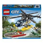 LEGO - Persecución en helicóptero, multicolor (60067)