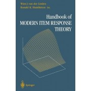 Handbook of Modern Item Response Theory by Wim J. van der Linden