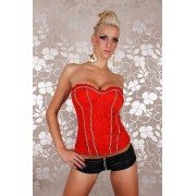 Corset Chains Red