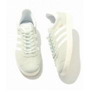 adidas /アディダス: GAZELLE / ガッツレー / ガゼル【エディフィス/EDIFICE メンズ スニーカー グレー ルミネ LUMINE】