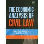 The Economic Analysis of Civil Law by Hans-Bernd Sch