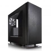 Carcasa Define S Window, MiddleTower, Fara Sursa, Negru