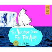 The Visitor from Far Far Away by J.H. Low