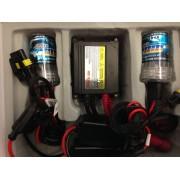 Kit Xenon - economic, balast slim, H10, 35 W, 12 V