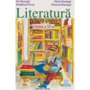 Literatura pentru copii - Clasa a 3 a - Ilie Baranga Maria Baranga