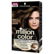 Schwarzkopf Million Color Briljant Bruin 6-0