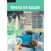 Temas de Salud Answer Key by Marisa de Prada Segovia