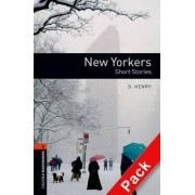 Oxford Bookworms Library: Level 2:: New Yorkers - Short Stories audio CD pack (American English) by O. Henry