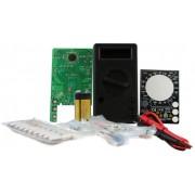 HOLDPEAK M-1006K Digitális multiméter VDC VAC AAC ellenállás kapacitás dióda hFE.