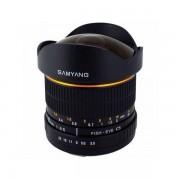 Obiectiv Samyang 8mm f/3.5 montura Micro Four Thirds