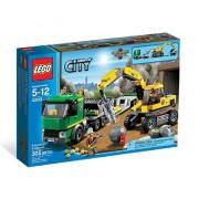 LEGO City - Camión de maquinaria pesada (4203)