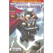 """Marvel Heroes N° 34 : """" Puissants Vengeurs Vs Vengeurs Noirs [ 1 / 2 ] """" ( Avengers : The Initiative / Hulk / The Mighty Avengers / Thor )"""