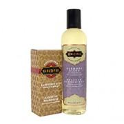 PLEASURE BALM STIMULATING GEL (Raspberry Kiss) & MASSAGE OIL (Healing Blend) VALUE PACK