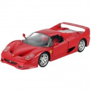 Reproduction Ferrari F50 Race And Play 1:24 Rouge
