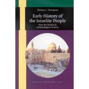 Early History of the Israelite People by Thomas L. Thompson